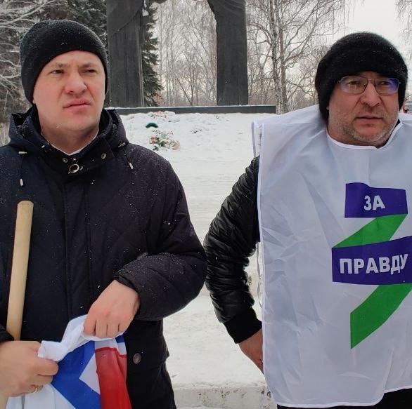 Поездка в Челябинск в рамках проекта «ЗА ПРАВДУ о войне»